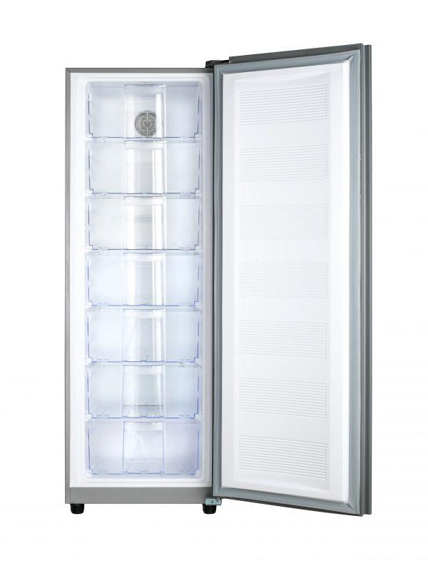 electrostar-ld285dpr-nofrost-upright-deep-freezer-7-drawers-silver