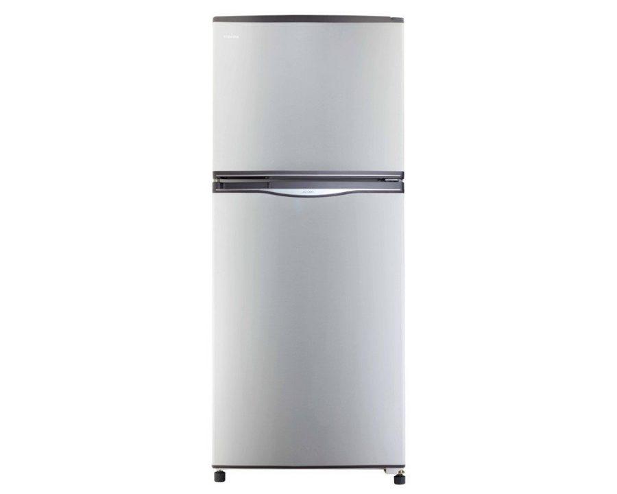 toshiba-refrigerator-2-doors-296-liter-silver-color-no-frost-gr-ef31-s