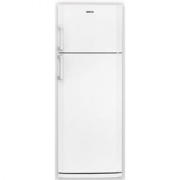 beko-refrigerator-430-liter-nofrost-silver-rdne430k12s