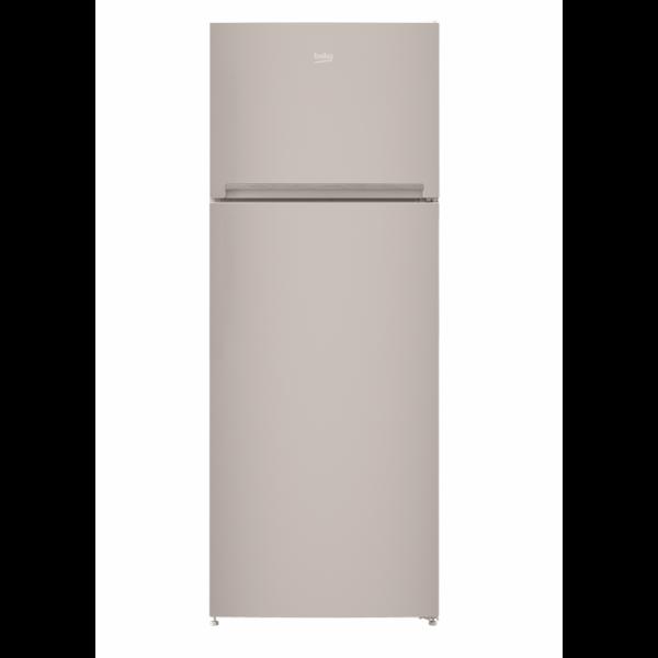 beko-refrigerator-448-liter-nofrost-silver-rdne448k21s