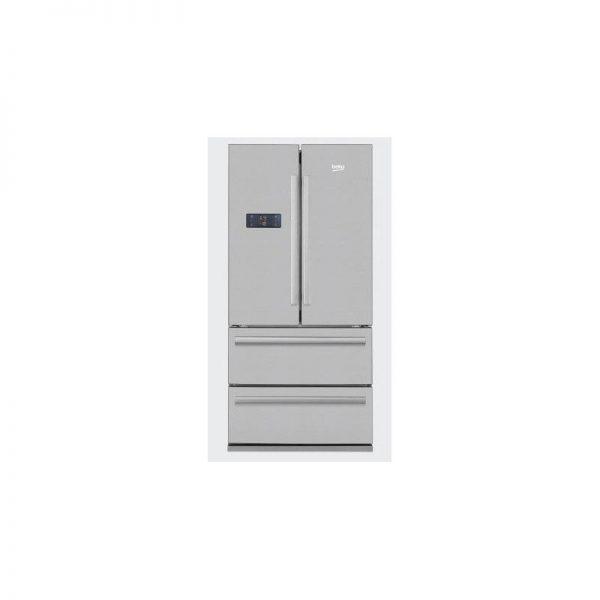 beko-refrigerator-605-liter-4-doors-nofrost-digital-silver-color-gne60500x