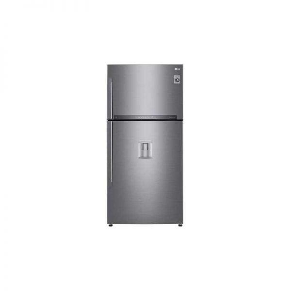 refrigerators-27-feet-630-l-no-frost-water-dispenser-silver-gr-f822hlhu