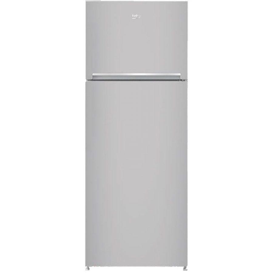 beko-refrigerator-nofrost-16ft-silver-rdne455k21s