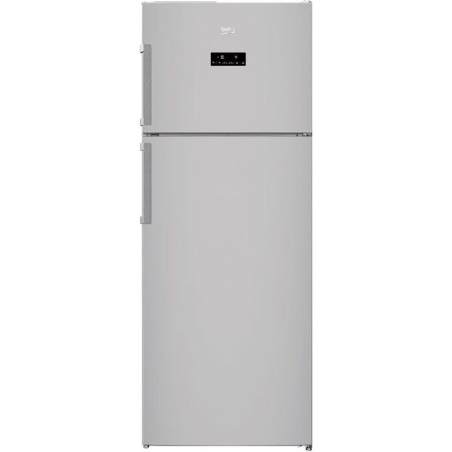 beko-refrigerator-nofrost-18ft-silver-rdne500e12