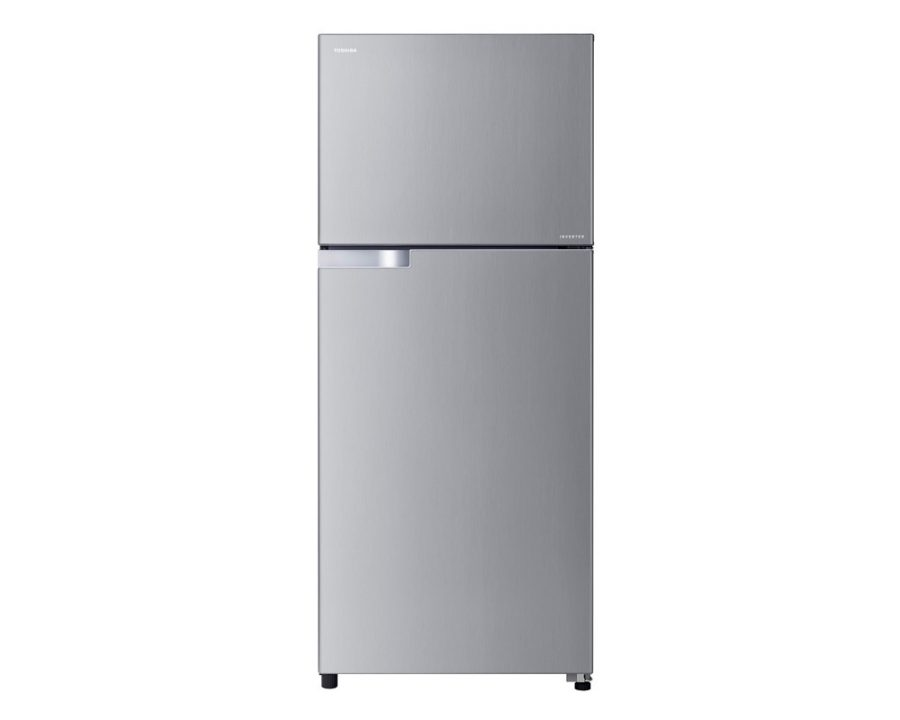 toshiba-refrigerator-377-litre-inverter-2-door-silver-color-gr-ef46z-fs