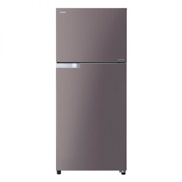 toshiba-refrigerator-inverter-377-litre-2-door-stainless-color-gr-ef46z-ds