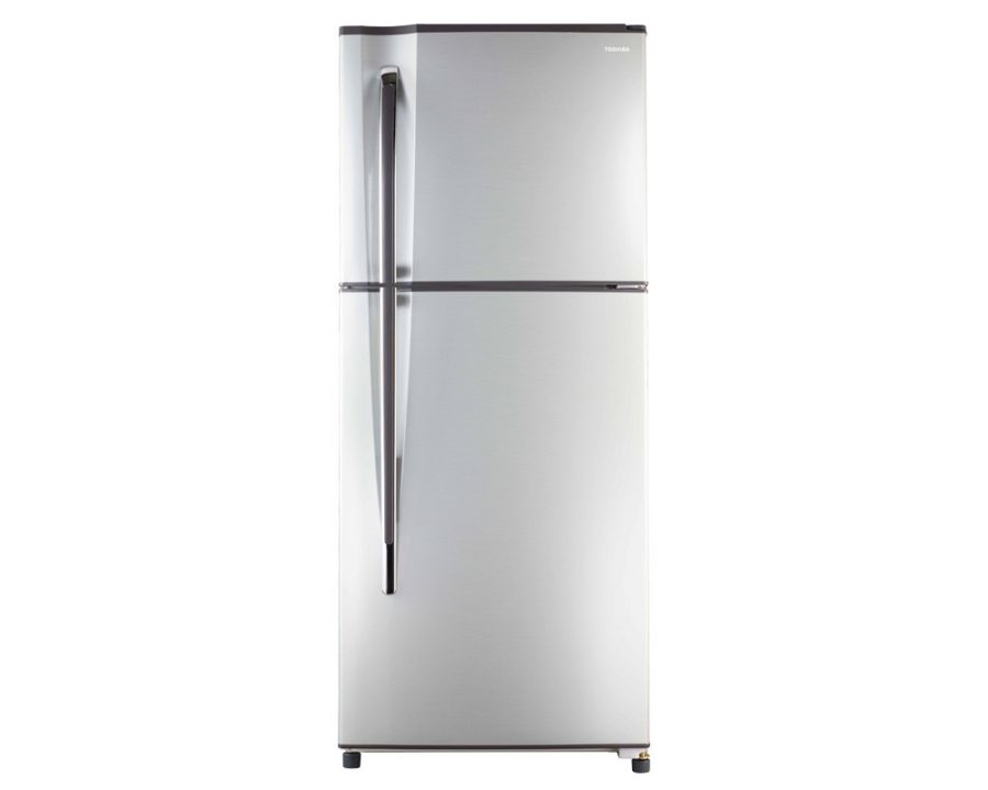 toshiba-refrigerator-no-frost-378-liter-2-door-in-silver-color-with-long-handle-gr-ef40p-h-s