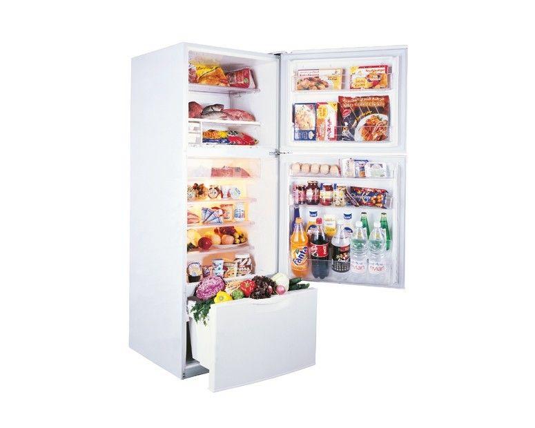 toshiba-refrigerator-3-doors-395-liter-silver-color-no-frost-gr-efv45-s