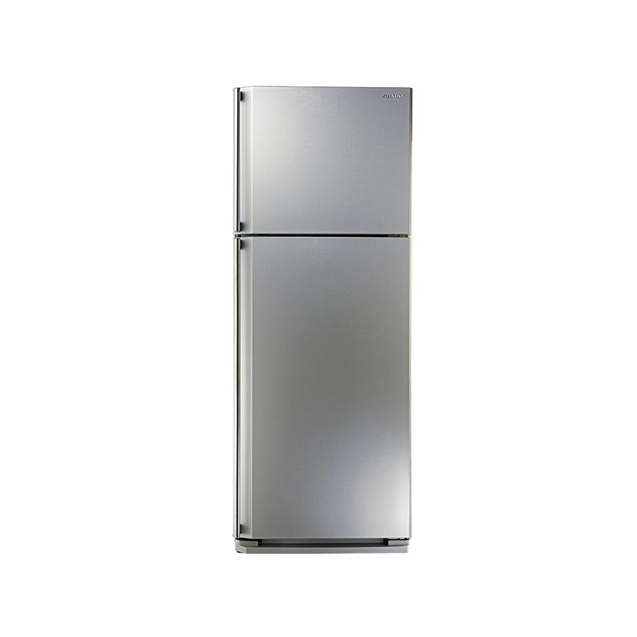 sharp-refrigerator-no-frost-450-liter-2-doors-in-silver-color-sj-58c-sl
