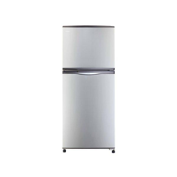 toshiba-refrigerator-2-doors-304-liter-silver-color-no-frost-gr-ef33-s