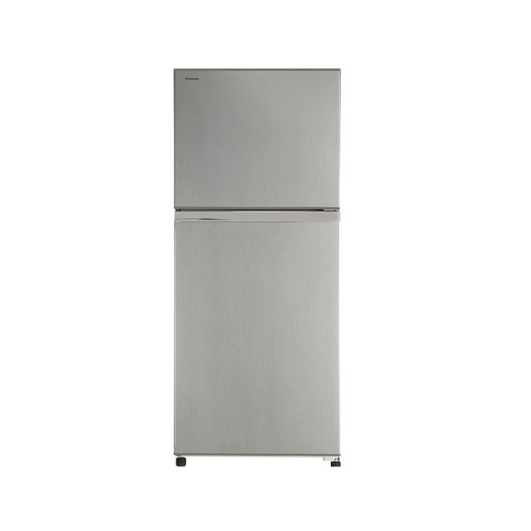 toshiba-refrigerator-no-frost-355-liter-2-flat-doors-in-champagne-color-gr-ef40p-t-c