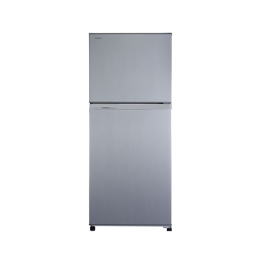 toshiba-refrigerator-no-frost-355-liter-2-flat-doors-in-silver-color-gr-ef40p-t-s