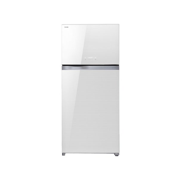 toshiba-refrigerator-inverter-no-frost-642-liter-2-glass-doors-in-white-color-gr-wg77udz-e-zw