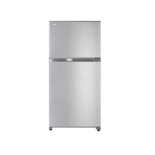 toshiba-refrigerator-inverter-no-frost-555-liter-2-doors-silver-color-gr-a720u-e-s