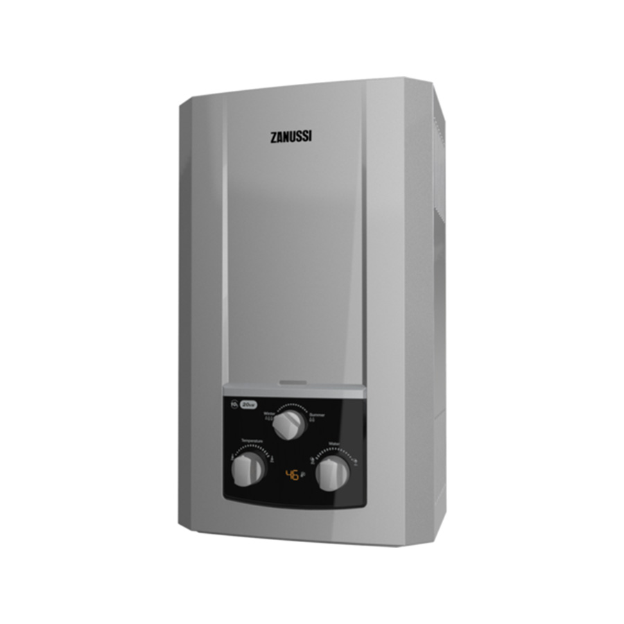 zanussi-10-l-silver-gas-water-heater-with charger-zyg10113sl