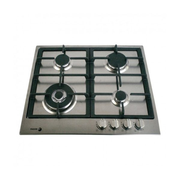 fagor-gas-built-in-hob-4-burner-60-cm-stainless-steel-cast-iron-5fi-64glstxa