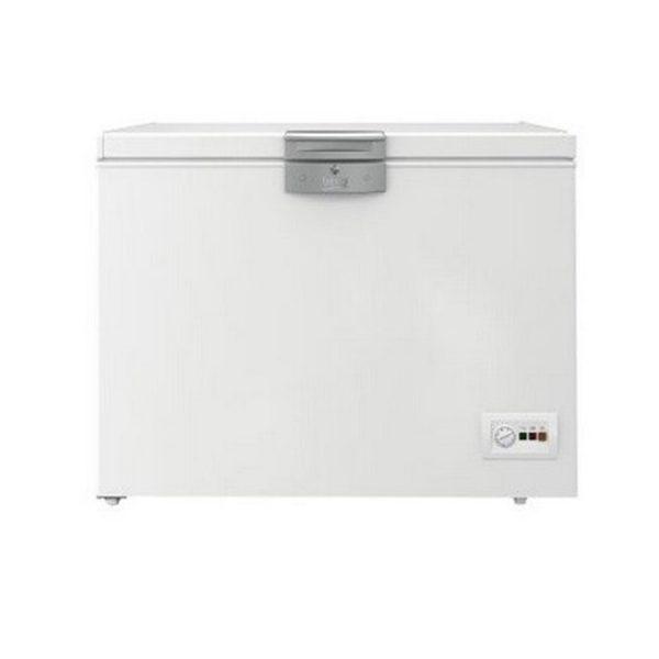 beko-deep-freezer-315-liter-silver-hsa32500