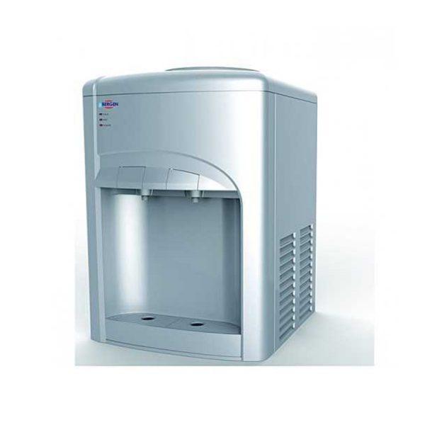 bergen-desktop-water-dispenser-2-taps-coldhot-silver-by-t5-silver