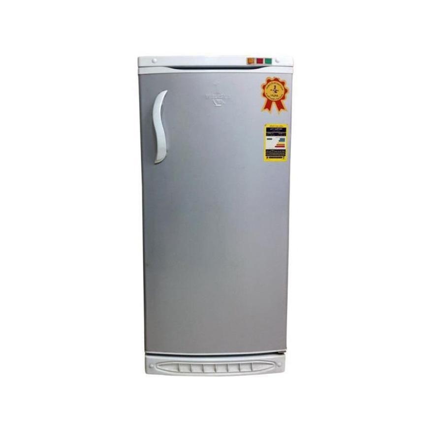 alaska-defrost-upright-deep-freezer-184-liter-4-drawers-silver-up190