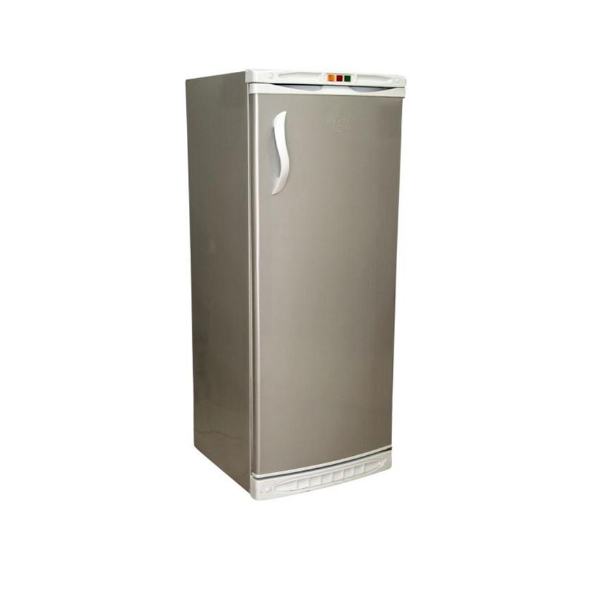 alaska-no-frost-upright-deep-freezer-160-liter-7-drawers-silver-up200nf